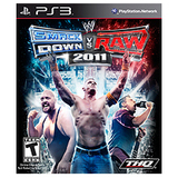 Thq Wwe Smackdown Vs Raw 2011 Platform: Ps3 Rating: Rp - 99205