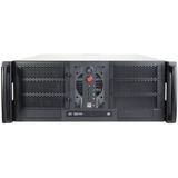 Chenbro RM41300 Rackmount Enclosure - Rack-mountable - 4U - 10 x Bay - 1 x Fan(s) Installed - µATX, ATX, SSI CE (RM41300-F1)