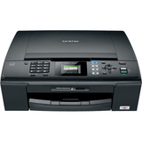 Brother MFC-J220 Inkjet Multifunction Printer - Color - Plain Paper Print - Desktop | SDC-Photo