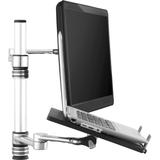 Visidec VF-AT-NBC Notebook Combo Dual Monitor Arm