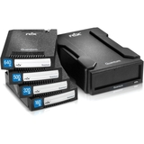 Quantum RDX Tabletop Kit, 500GB, USB 3.0, Black