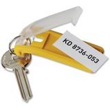 Durable Label Window Key Tags