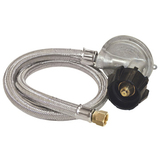 Bayou Classic High Pressure Hose with 1 psi Regulator-M5LPH