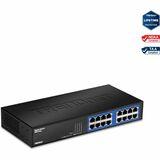 TRENDnet TEG-S16DG Gigabit GREENnet Switch
