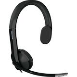 Microsoft LifeChat LX-4000 Headset - Mono - USB - Wired - 32 Ohm - 75 Hz - 20 kHz - Over-the-head - Monaural - Semi-o (7YF-00001)