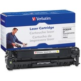 Verbatim 97483 Remanufactured Toner Cartridge Alternative for HP (CC532A)