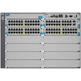 HP E5412-92G-PoE+/2XG-SFP+ v2 zl Switch Chassis