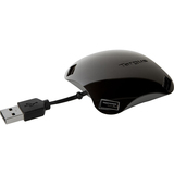 Targus ACH113CA 4-port USB Hub - USB - 4 USB Port(s) - 4 USB 2.0 Port(s) (ACH113CA)
