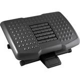 Kantek Premium Ergonomic Footrest with Rollers