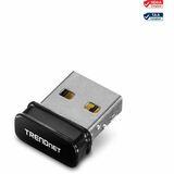 TRENDnet TEW-648UBM IEEE 802.11n - Wi-Fi Adapter - USB - 150 Mbit/s - 2.48 GHz ISM - 98.4 ft Indoor Range - 164 ft Outdoor Range