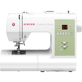 Singer 7467S Confidence Stylist Electric Sewing Machine - 70 Built-In Stitches - Automatic Threading