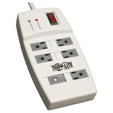Tripp Lite Protect It! TLP64 6-Outlets Surge Suppressor | SDC-Photo
