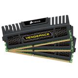 Corsair CMZ12GX3M3A1600C9 12GB DDR3 SDRAM Memory Module - 12 GB (3 x 4 GB) - DDR3 SDRAM - 1600 MHz DDR3-1600/PC3-1280 (CMZ12GX3M3A1600C9)