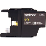 Brother LC75YS Ink Cartridge - Yellow | SDC-Photo
