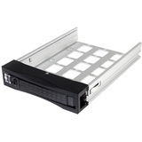 StarTech.com Extra 2.5in or 3.5in Hot Swap Hard Drive Tray for SATSASBAY3BK - 1 x Total Bay - 1 x 3.5 Bay (SATSASTRAYBK)