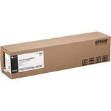 "Epson Signature Worthy Canvas - 24"" x 40 ft - 395 g/m² Grammage - Matte - 1 Roll - Bright White"