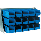 "BOX Bench Rack Bin Organizer - 19"" x 8"""