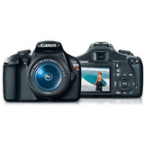 Canon EOS Rebel T3 12.2 Megapixel Digital SLR Camera (Body with Lens Kit) - 18 mm - 55 mm | SDC-Photo
