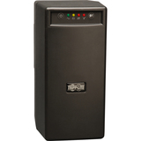 Tripp Lite UPS 600VA 375W Battery Back Up Pure Sine Wave PFC Tower 120V USB - 600 VA/375 W - 120 V AC - 3.30 Minute S (BC600SINE)