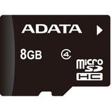 Adata 8GB microSD High Capacity (microSDHC) Card - Class 4