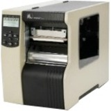 Zebra 140Xi4 Direct Thermal/Thermal Transfer Printer - Monochrome - Desktop - Label Print