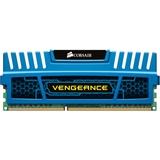 Corsair Vengeance CMZ8GX3M2A1600C9B 8GB DDR3 SDRAM Memory Module - 8 GB (2 x 4 GB) - DDR3 SDRAM - 1600 MHz DDR3-1600/ (CMZ8GX3M2A1600C9B)
