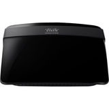 Linksys E1200 IEEE 802.11n  Wireless Router - 2.40 GHz ISM Band - 2 x Antenna - 300 Mbit/s Wireless Speed - 4 x Netwo (E1200-CA)
