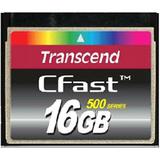Transcend 16GB TS16GCFX500 CFast Card