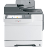 Lexmark X548DE Laser Multifunction Printer - Color - Plain Paper Print - Desktop | SDC-Photo