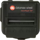 Datamax microFlash 4te Direct Thermal Printer - Monochrome - Portable - Receipt Print