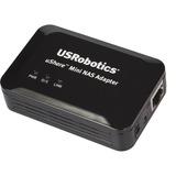 U.S. Robotics USR8710 Mini NAS Adapter - 1 x Storage Device - Gigabit Ethernet - 2 x Total USB Port(s) - Network (RJ- (USR8710)
