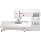 Singer 9960 Quantum Stylist Electric Sewing Machine - 600 Built-In Stitches