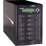 KanguruClone Hard Drive Duplicator 5HD-Tower - Hard Drive Duplicator 5HD-Tower, TAA Compliant (KCLONE-5HD-TWR)