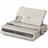 Oki MICROLINE 186 Parallel Dot Matrix Printer | SDC-Photo