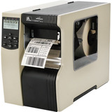 Zebra 110Xi4 Direct Thermal/Thermal Transfer Printer - Monochrome - Desktop - Label Print