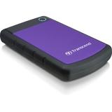 Transcend StoreJet 25H3P Portable Hard Drive