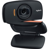 Logitech B525 Webcam - 2 Megapixel - 30 fps - USB 2.0 - 1 Pack(s) - 1280 x 720 Video - Auto-focus - Microphone (960-000841)