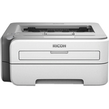 Ricoh Aficio SP 1210N Laser Printer - Monochrome - 2400 x 600 dpi Print - Plain Paper Print - Desktop | SDC-Photo
