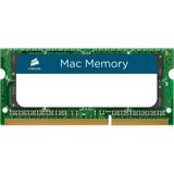 Corsair 4GB DDR3 SDRAM Memory Module - 4 GB (1 x 4 GB) - DDR3 SDRAM - 1333 MHz DDR3-1333/PC3-10666 - 204-pin - SoDIMM (CMSA4GX3M1A1333C9)