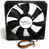 StarTech.com 120x25mm Computer Case Fan with PWM - Pulse Width Modulation Connector - 1 x 120mm - 2200rpm Lubricate B (FAN12025PWM)