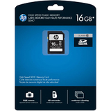 HP 16 GB Secure Digital High Capacity (SDHC) - 1 Card | SDC-Photo