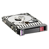 HP Server Hard Drive 300GB 6G SAS 15000 RPM 2.5in Dual Port Enterprise HDD