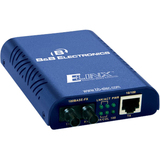 B&B MEDIA CONVERTER 10/100 TO 100FX MULTI-MODE WITH ST