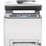 Ricoh Aficio SP C242SF Laser Multifunction Printer - Color - Plain Paper Print - Desktop | SDC-Photo