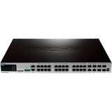 D-Link xStack DGS-3420-28PC Layer 3 Switch