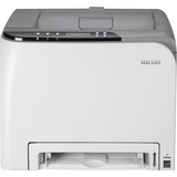 Ricoh Aficio SP C242DN Laser Printer - Color - 2400 x 600 dpi Print - Plain Paper Print - Desktop | SDC-Photo
