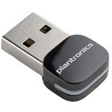 Plantronics BT300-M Bluetooth 2.0 - Bluetooth Adapter for Desktop Computer - USB - 3 Mbit/s - 2.40 GHz ISM - 33 ft In (85117-01)