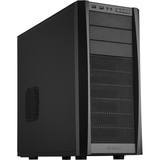 Antec Three Hundred Two System Cabinet - Tower - Black - 11 x Bay - 2 x Fan(s) Installed - ATX, µATX, Mini ITX (THREE HUNDRED TWO)