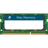 Corsair 8GB DDR3 SDRAM Memory Module - 8 GB (1 x 8 GB) - DDR3 SDRAM - 1333 MHz DDR3-1333/PC3-10600 - 204-pin - SoDIMM (CMSA8GX3M1A1333C9)