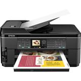 Epson WorkForce WF-7510 Inkjet Multifunction Printer - Color - Plain Paper Print - Desktop | SDC-Photo
